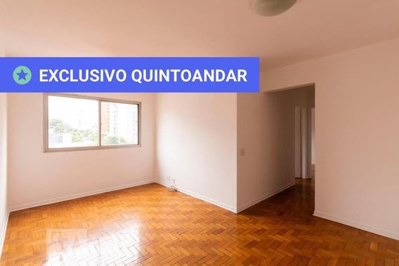Apartamento No 5º Andar Com 2 Dormitórios E 1 Garagem - Id: 892952252 - 252252
