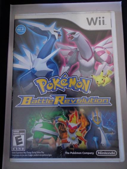 Pokemon Battle Revolution Nintendo Wii Original