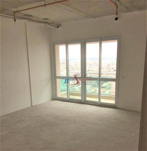 Imagem 1 de 14 de Sala Para Alugar, 36 M² Por R$ 1.650,00/mês - Vila Carrão - São Paulo/sp - Sa0022