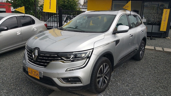Renault New Koleos Intens 4x4 Automatica Full 2018
