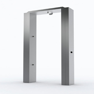 Cabina Puerta Sanitizante Desinfeccion Automatica Mm
