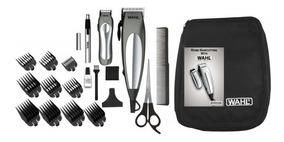 Kit Aparador Cabelo E Pelos Deluxe Groom Pro 127v Wahl