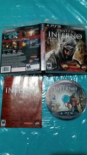 Juego Dante´s Inferno Divine Edition Para Ps3 En Gran Estado