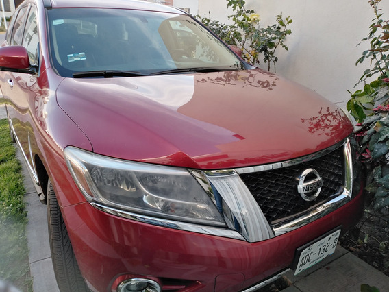 Nissan Pathfinder 2016 Awd Automático De Lujo