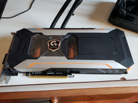 Placa De Vídeo Gigabyte Gtx 1080 Waterforce Xtreme Gaming