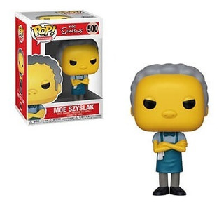 Funko Pop Moe Skyslak Simpsons #500