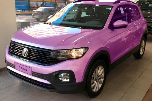 Volkswagen T-cross Trendline Financio Tasa 0% 0km