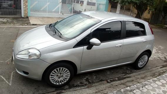Fiat Punto 2012 - Prata - Attractive