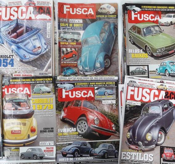 Revista Fusca E Cia - Diversas - Revistas De Colecionador