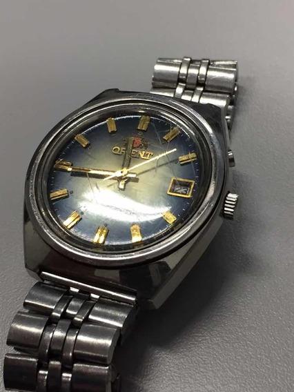 Relógio Masculino Orient Original Antigo Corda