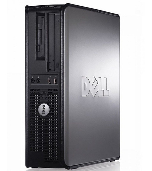 Cpu Dell Optiplex Core2duo 4gb Ddr2 Hd 500 Dvd