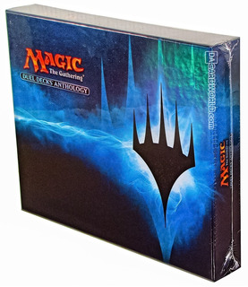 Mtg - Duel Deck - Anthology - Ingles