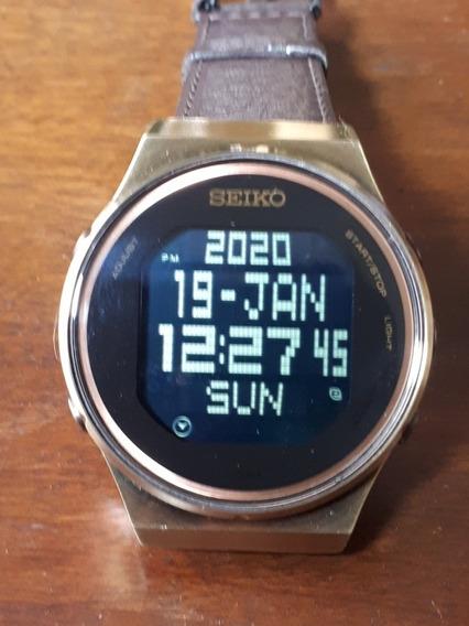 Relógio Seiko Digital