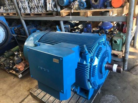Motor Elétrico 450 Cv 4 Polos 1750 Rpm