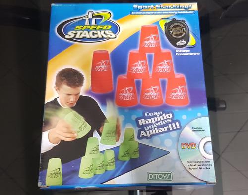 Juego Speed Stacks - Vasos