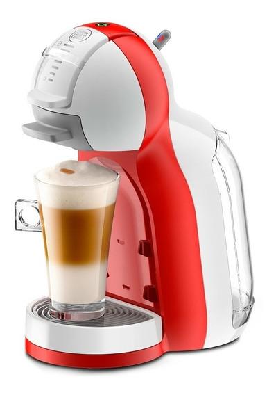 Cafetera Moulinex Nescafé Dolce Gusto Mini Me Roja 220V