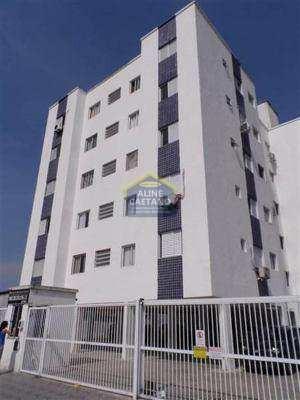 Apto 2 Dorms, Vl. Sônia, Praia Grande-sp R$150 Mil Cod:ac145 - Vac145