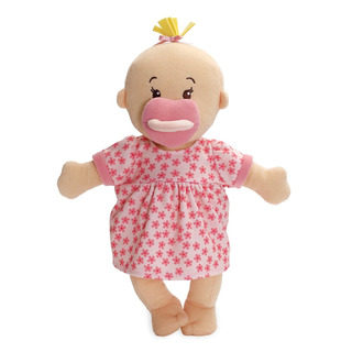 Manhattan Toy Wee Baby Stella Peach 12 Muñeca Suave Del.
