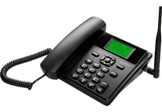Telefone Celular Rural De Mesa Desbloqueado Dual Chip Elsys