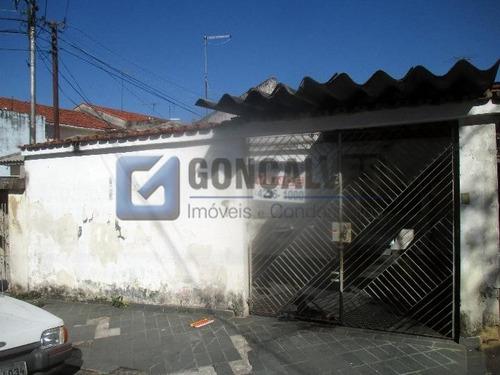 Venda Sobrado Sao Caetano Do Sul Nova Gerti Ref: 128038 - 1033-1-128038
