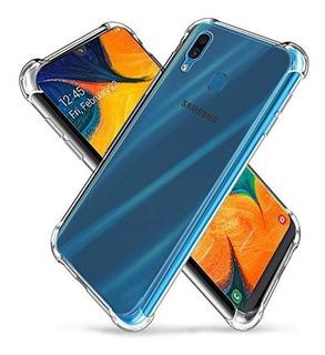Forro Samsung Galaxy A20/a30 Case Reforzado Esquina(3,49vrd)