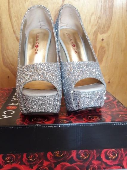 Zapatos Lola Roca