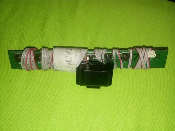 Placa Sensor E Teclado Philco Ph28d27d Semi Novo