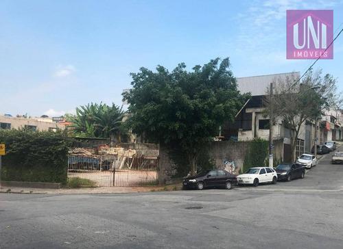 Galpão À Venda, 700 M² Por R$ 1.650.000,00 - Jardim Guarará - Santo André/sp - Ga0133