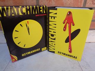 Ozymandias Figura De Accion Watchmen Dc Universe Comic