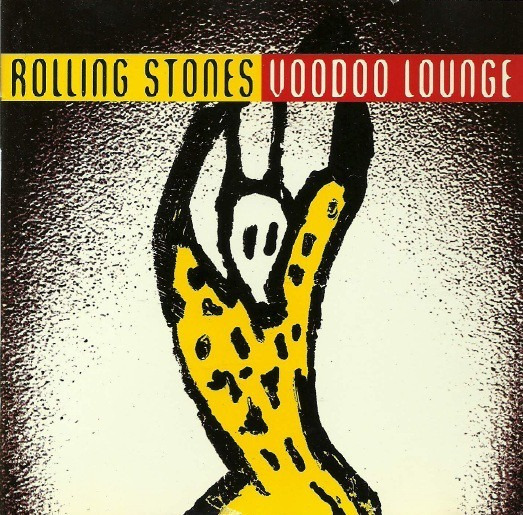 Rolling Stones - Voodoo Lounge (1ª Edicion Sello Virgin Can)