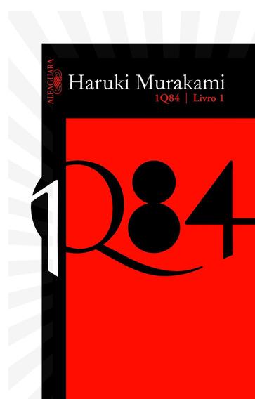 1q84 - Livro 1 - Haruki Murakami - Romance Fantástico