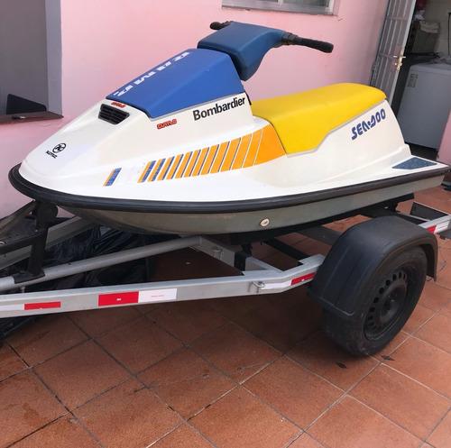 Jet Ski Sea Doo 580cc