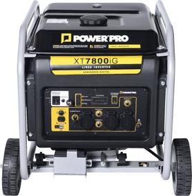 Generador Gasolina Xt7800ig Power Pro - 7kva