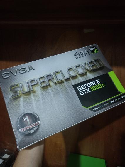 Vendo Placa De Video Evga Geforce Gtx 1050ti (semi Nova)