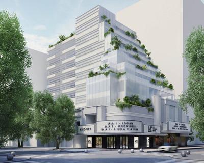 Sala Comercial No Cine Leblon - 2042005722 - 32009906
