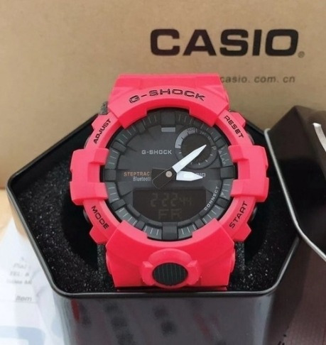 Relógio G Schock Gba 800 Original - Melhor Preço!!!