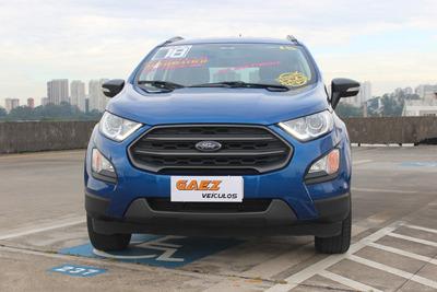 Ford Ecosport Freestyle Auto. 1.5 2018 Azul