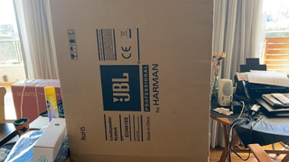 Jbl Eon 618 Subwoofer Activo 500w Rms 1000w Professional