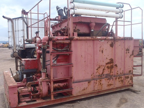 Bomba Lodo Diesel Inrock Triple 1100 Galones 7702