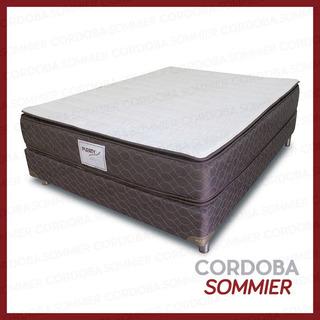 Sommier Y Colchón Premium Relax Pocket 130 X 190 Cm. Plenty