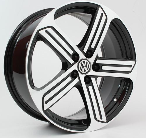 Llanta 17 Vw Golf Audi Vento + Envios Mundo Ruedas