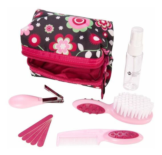 Kit Completo De Higiene E Beleza 10 Peças Safety S262ih