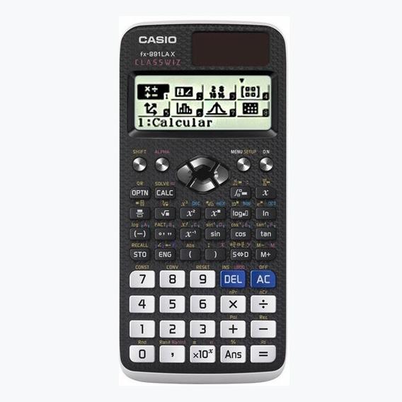 Calculadora Casio Original Científica Fx-991 Lax 553 Funções