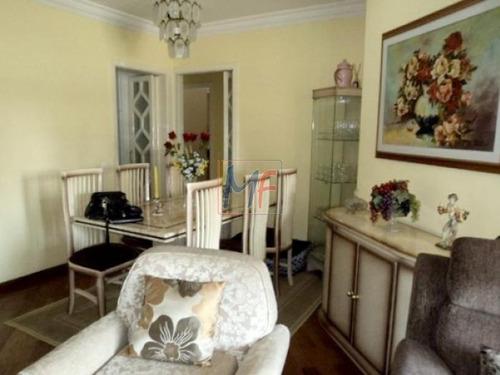 Imagem 1 de 14 de Ref 8345 - Lindo Apartamento Ao Lado Do Ceret E Shopping Analia Franco. - 8345