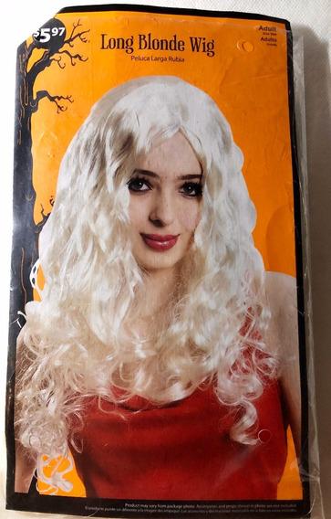 Peluca Disfraz Halloween