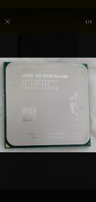 Processador A8 5500 Quad Core 3.7 Fm2