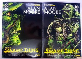 La Cosa Del Pantana - Tomo 1 Y 2 - Alan Moore - Ovni Press