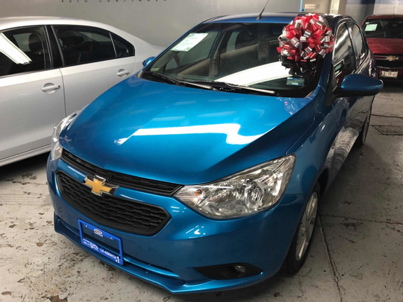 Chevrolet Aveo Ng Lt Aut 2019