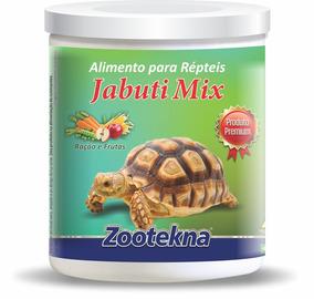 Alimento Premium Jabuti Mix 200g - Zootekna