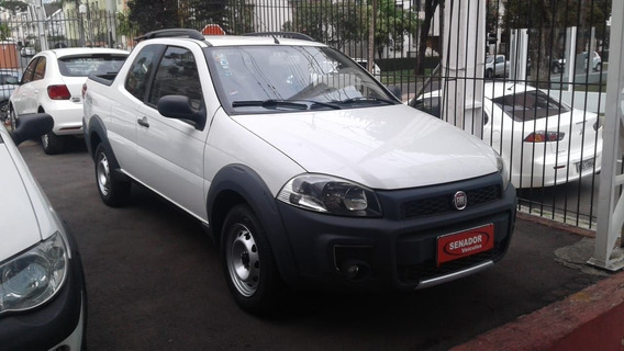 Fiat Strada Hard Working